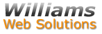 Williams Web Solutions provides businesses of all sizes quality custom website development, excellent website and email hosting, computer services, and Internet marketing